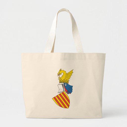 La bolsa de asas del escudo de armas de Valencia