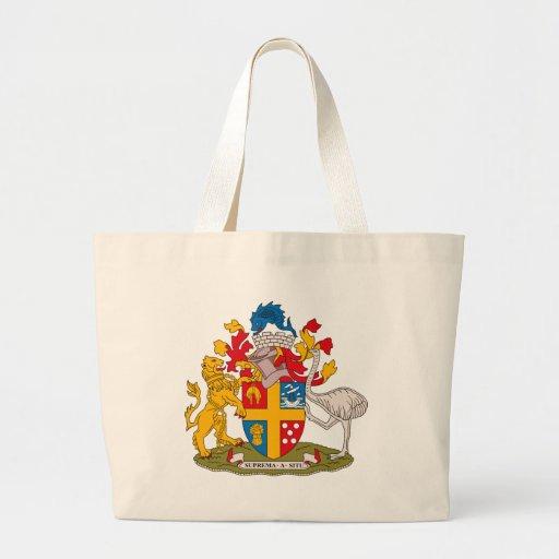 La bolsa de asas del escudo de armas de Wellington