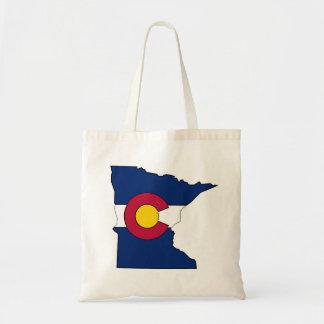 La bolsa de asas del esquema de Minnesota de la