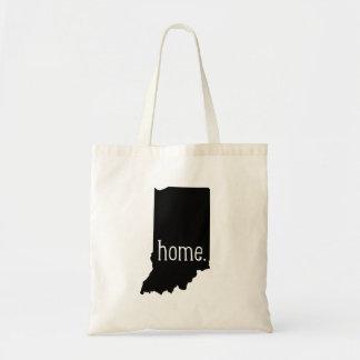 La bolsa de asas del estado de origen de Indiana