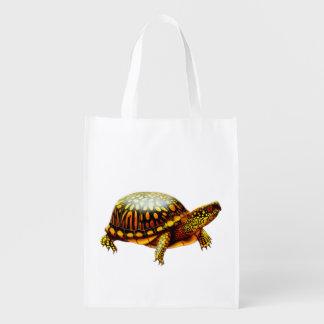 La bolsa de asas del este amistosa del bolsas reutilizables