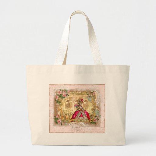 La bolsa de asas del fiesta de la reina Marie Anto