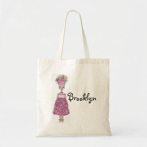 La bolsa de asas del florista - personalice - Broo