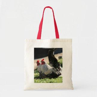 La bolsa de asas del gallo