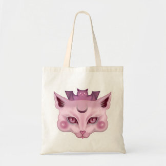 la bolsa de asas del gato de la luna