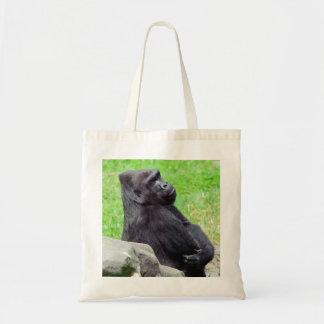 La bolsa de asas del gorila