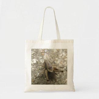 La bolsa de asas del grillo de campo de Brown
