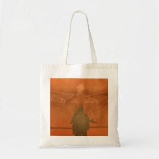 """La bolsa de asas del """"guarda"""""""
