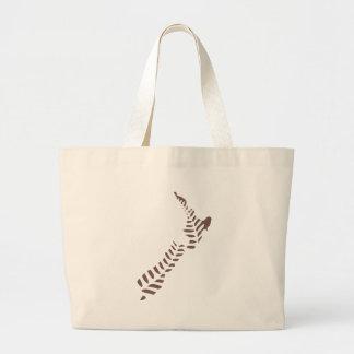 La bolsa de asas del helecho NZ 3