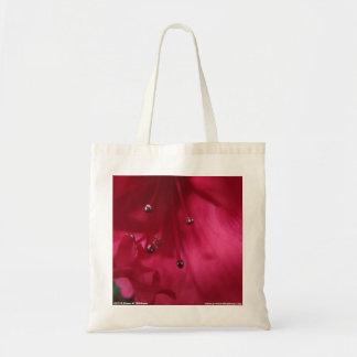 La bolsa de asas del hibisco