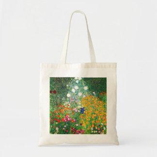 La bolsa de asas del jardín de flores de Gustavo K