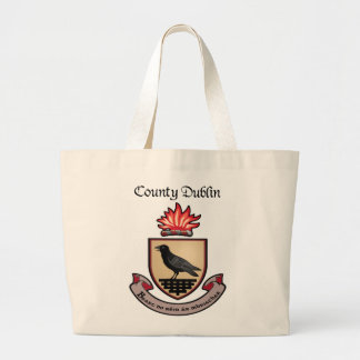 La bolsa de asas del jumbo de Dublín del condado