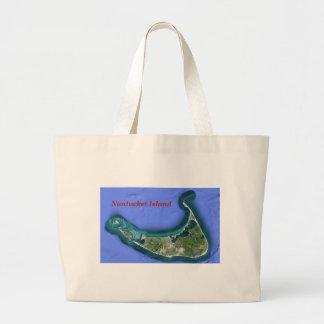 La bolsa de asas del jumbo de la isla de Nantucket