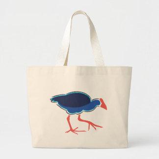 La bolsa de asas del jumbo de Pukeko