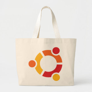 La bolsa de asas del jumbo de Ubuntu