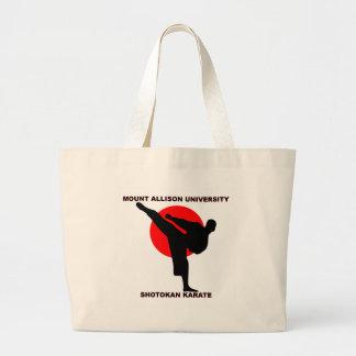La bolsa de asas del karate de Allison Shotokan de