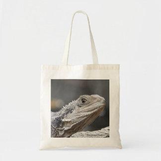 La bolsa de asas del lagarto