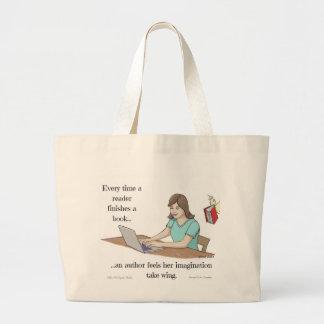 La bolsa de asas del lector
