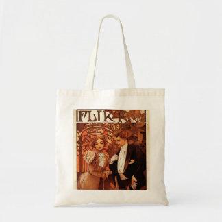 La bolsa de asas del ligón de Alfonso Mucha