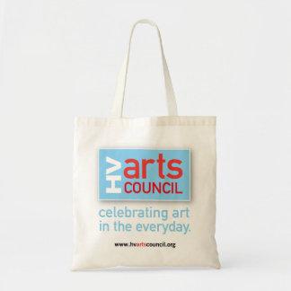 La bolsa de asas del logotipo del consejo de los