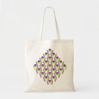 La bolsa de asas del modelo de la uva y de la vid