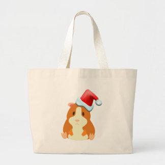 La bolsa de asas del mollete de Santa