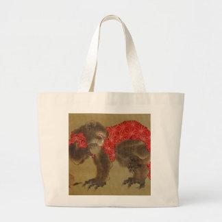 """La bolsa de asas del """"mono"""" de Hokusai"""