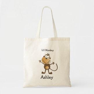 La bolsa de asas del mono de Li'l