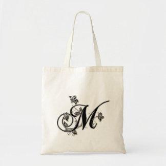 La bolsa de asas del monograma M