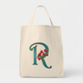 La bolsa de asas del monograma R