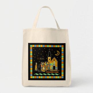 La bolsa de asas del mosaico de Tubac Presidio