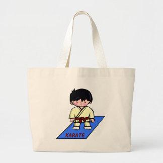 La bolsa de asas del muchacho de Gup de los artes