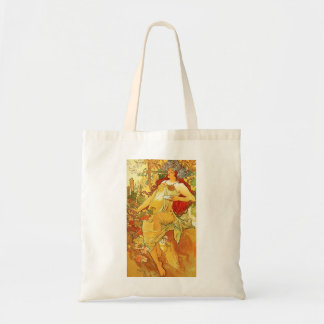 La bolsa de asas del otoño de Alfonso Mucha