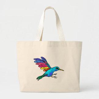 La bolsa de asas del pájaro