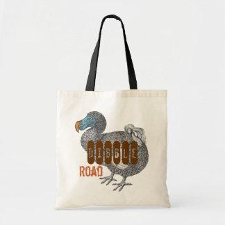 La bolsa de asas del pájaro del Dodo