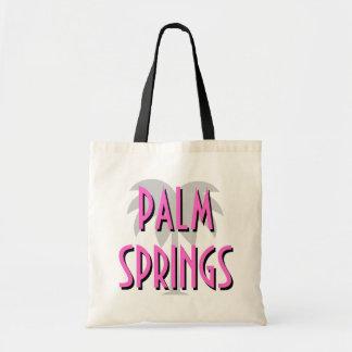 La bolsa de asas del Palm Springs