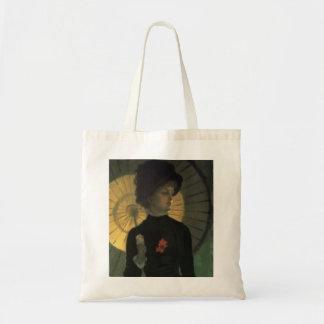 La bolsa de asas del parasol de James Tissot Newto