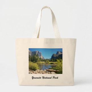 La bolsa de asas del parque nacional de Yosemite