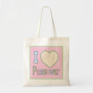 "La bolsa de asas del Passover ""amo Passover """