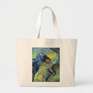 """La bolsa de asas """"del Pieta"""" de Van Gogh"""