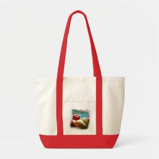 La bolsa de asas del placer de la pera de Apple