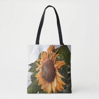 La bolsa de asas del poder del girasol