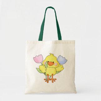 La bolsa de asas del polluelo de Pascua