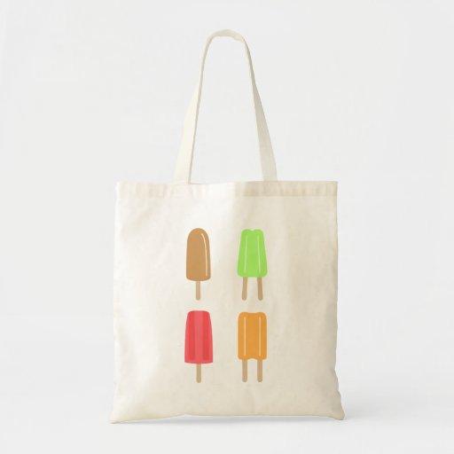 La bolsa de asas del Popsicle