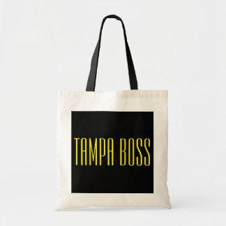 La bolsa de asas del presupuesto de Tampa Boss