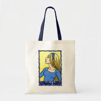 La bolsa de asas del presupuesto del Virgen María