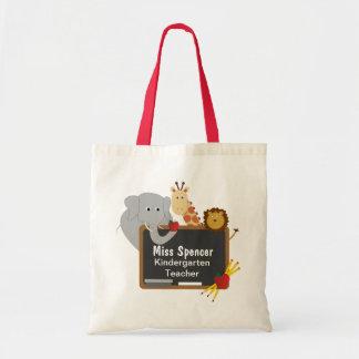 La bolsa de asas del profesor