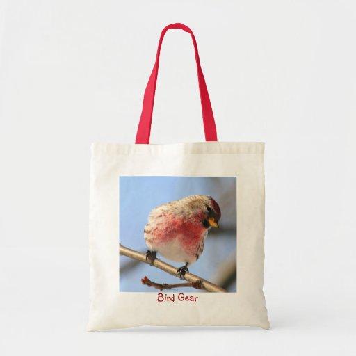 La bolsa de asas del Redpoll