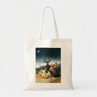 La bolsa de asas del Sabat de las brujas de Goya