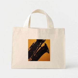 La bolsa de asas del saxofón